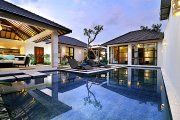 Two and three bedroom affordable villas for sale in Seminyak Legian