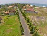Large plot near beach for quick sale in