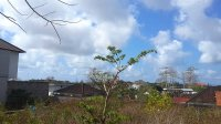 Good priced 600m2 plot with views Ungasan