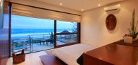 Amazing freehold beachfront 3 bedroom villa for sale in Bali: