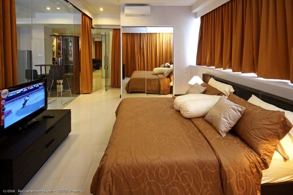 Legian 1 or 2 bedroom managed apartments fully equipped