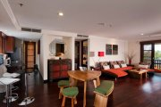 Penthouse apartment with 2 bedrooms for sale Residence Nusa Dua resort: