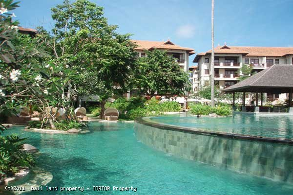 Penthouse apartment with 2 bedrooms for sale Residence Nusa Dua resort