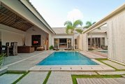 Villa Seminyak Legian 2 bedroom holiday villas investment 85 percent occupancy