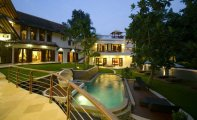 Bali resort hotel for sale 7 rooms swimming pool jacuzzi