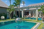 Seminyak villa residence for sale 8 bedrooms 3 villas