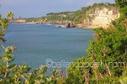 Pure Bali cliff front land for sale stunning views Bali property investment: