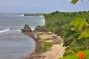 Pure cliff front investment in Padang Bali stunning views 15300m2 plot