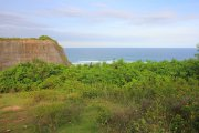 Large land South Bali for hotel resort or villas ocean views: