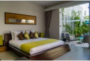 Seminyak contemporary villa 4 bedroom profitable rental: