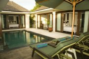 Freehold boutique villa resort for sale 9 villas: