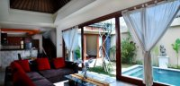 New Bali 2 bedroom quality built villa for sale in elite area: