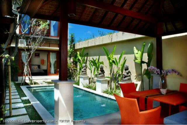 New Bali 2 bedroom quality built villa for sale in elite area