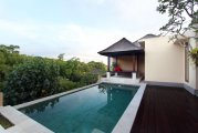 Good priced 2 bedroom villa with Bukit views: