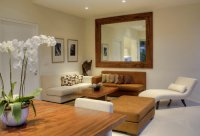 Contemporary style 2 bedroom villa luxury interior rental goldmine: