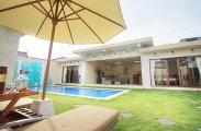 Bali Seminyak villa property for sale 3 bedrooms modern designed