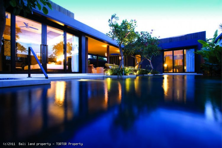 W Residence villas for sale 2 bedroom pool Bali management