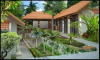 New 4 bedroom villa in Balangan Bali: