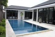 Bali Umalas 3 bedroom for lease near horse stables: