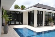 Luxury Bali home for lease in Umalas: