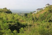 Large Bali hill land 1.5 hectare panoramic views elite neighbourhood