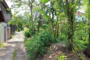 Smaller plot of land for sale in Bali: