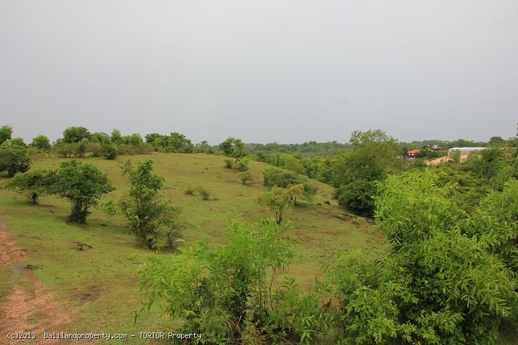 Development land 2.5 acres with nice views for sale