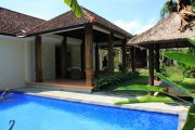 villa 2 bedroom with pool on 600m2 leasehold sale