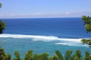 Cliff front land in South Bali 21600m2: