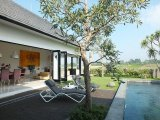 Freehold 2 bedroom villa on 400m2 green belt views