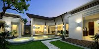 Seminyak off plan villas 2.5 bedroom 30 years extendable leasehold