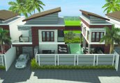 Near Canggu Club 3 bedroom freehold villas